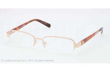 Tory Burch TY1031 TY1031 Eyeglass Frames 106-50 - Gold Frame, Demo Lens Lenses