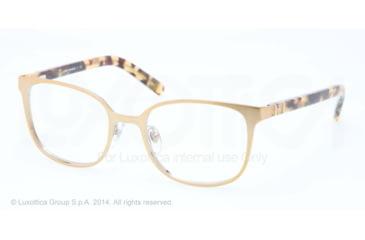 Tory Burch TY1039 Bifocal Prescription Eyeglasses 3033-50 - Brushed Sand Frame