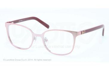 Tory Burch TY1039 Bifocal Prescription Eyeglasses 3034-52 - Brushed Rose Frame