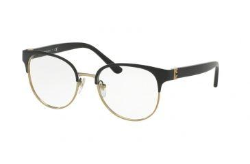 b00b1a22d45b Tory Burch TY1054 Eyeglass Frames 3100-50 - Black/Gold Frame