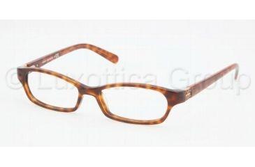 Tory Burch TY2016B Progressive Prescription Eyeglasses 838-5015 - Tortoise
