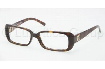 Tory Burch TY2020 TY2020 Bifocal Prescription Eyeglasses 510-5014 - Dark Tortoise Frame