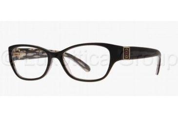 Tory Burch TY2022 TY2022 Single Vision Prescription Eyeglasses 910-5116 - Tribal Frame