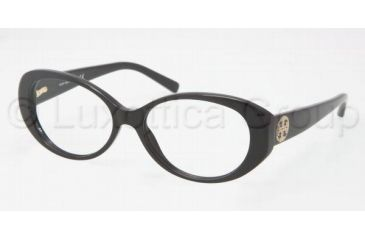 Tory Burch TY2023 TY2023 Single Vision Prescription Eyeglasses 201-5115 - Black Frame