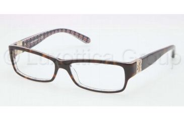 Tory Burch TY2024 TY2024 Progressive Prescription Eyeglasses 1043-5315 - Tortoise Frame