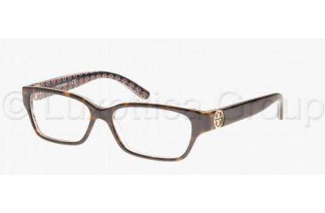 Tory Burch TY2025 TY2025 Eyeglass Frames 1043-5114 - Tortoise Frame