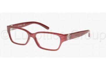 Tory Burch TY2025 TY2025 Eyeglass Frames 1080-5114 - Black Marble Frame