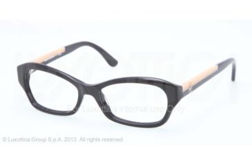 Tory Burch TY2037 Bifocal Prescription Eyeglasses 501-49 - Black Frame