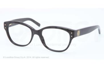 Tory Burch TY2040 Progressive Prescription Eyeglasses 1058-52 - Black Frame