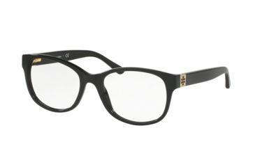 f34caf4041 Tory Burch TY2066 Progressive Prescription Eyeglasses 1377-51 - Black Frame