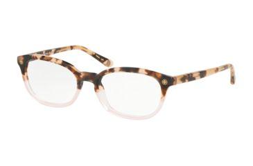 5d563104fd Tory Burch TY2091 Eyeglass Frames 1754-50 - Blush Tortoise   Blush