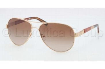 5266441f279 Tory Burch TY6010 TY6010 Single Vision Prescription Sunglasses  TY6010-420-13-5714 -