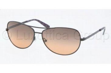 Tory Burch TY6014 TY6014 Progressive Prescription Sunglasses TY6014-107-95-6014 - Lens Diameter 60 mm, Frame Color Black