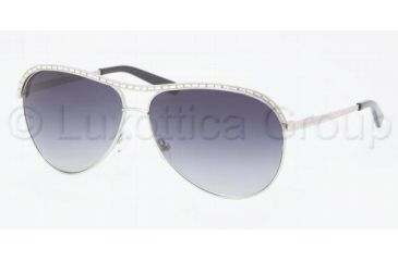 Tory Burch TY6015B TY6015B Sunglasses 102/11-5912 - Silver Grey Gradient