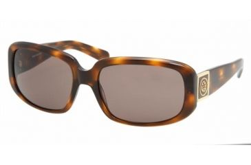 ToryBurch TY7018 #843/73 - Honey Tort Frame, Brown Solid Lenses