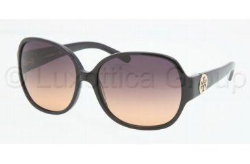 Tory Burch TY7026 Single Vision Prescription Sunglasses TY7026-501-95-5916 - Lens Diameter: 59 mm, Frame Color: Black