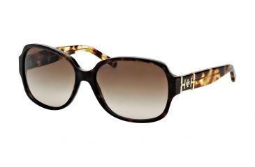 e007c025d30bb Tory Burch TY7073 Sunglasses 133113-57 - Dk Tortoise spotty Tortoise Frame