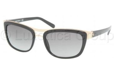Tory Burch TY9008 Bifocal Prescription Sunglasses TY9008-501-11-5419 - Lens Diameter: 54 mm, Frame Color: Black