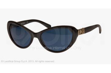 Tory Burch TY9030 Progressive Prescription Sunglasses TY9030-50172-59 - Lens Diameter 59 mm, Frame Color Black