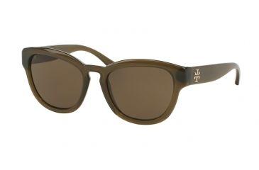 3e97b5257a Tory Burch TY9040 Sunglasses 135473-53 - Milky Cumin Frame