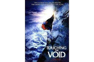 Touching The Void, Joe Simpson, Publisher - Harper Collins Pub