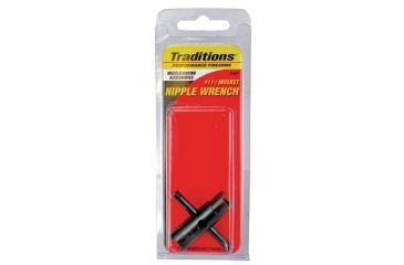 Traditions Universal Two Ended Nipple Wrench Fits #11 And Musket Nipples