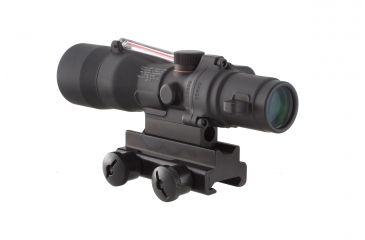 Trijicon ACOG 3x30 Compact Riflescope, Red Crosshair .223 REM Reticle w/ TA60 Mount TA33R-11