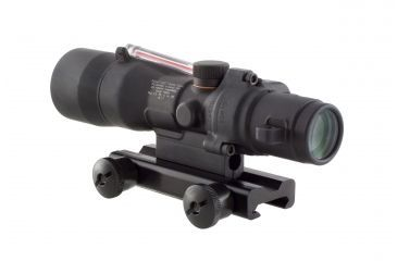 Trijicon ACOG 3x30 Scope, Red Horseshoe/Dot 7.62x39 Reticle w/ TA51 Mount TA33R-13