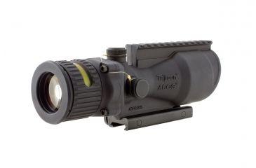 Trijicon ACOG 6x48 Dual Ill Riflescope w/Mount, Amber Chevron .223 Reticle