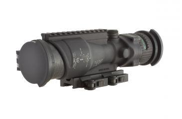 Trijicon ACOG 6x48 Machine Gun Optic, Ill Green Horseshoe/Dot .308 M240 Ball Reticle, GDI Mount, ARD M1913 Rail
