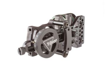 Trijicon AccuPin Green Bow Sight with AccuDial Mount