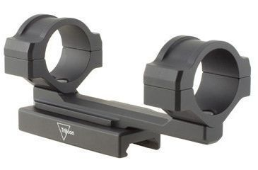 Trijicon AccuPoint 1in. Quick Release Flattop Mount