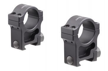 Trijicon AccuPoint 1in. Aluminum Rings, Extra High