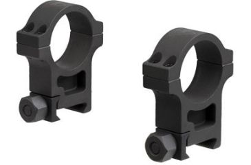 Trijicon Aluminum 30mm Extra High Steel Rings