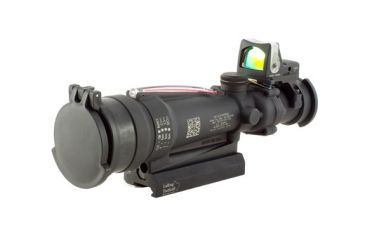 Trijicon ACOG 3.5x35 Scope with Red Horseshoe/Dot M249 Reticle