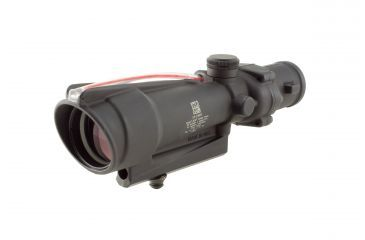 Trijicon ACOG 3.5x35 Dual Ill Riflescope w/Mount, Red Donut BAC Reticle