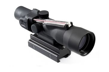 Trijicon ACOG 3x30 Dual Illumination Rifle Scope with Chevron Ballistic Reticle TA33 w/ FREE Gerber Suspension Multi-Plier 1471