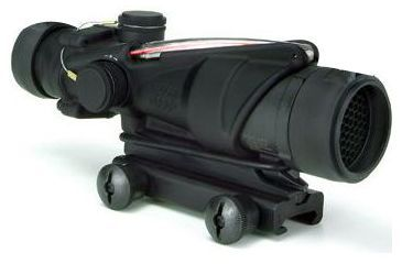 Trijicon ACOG 4x32, ARMY Rifle Combat Optic for the M150 w/ TA51 Mount TA31RCO-M150CP