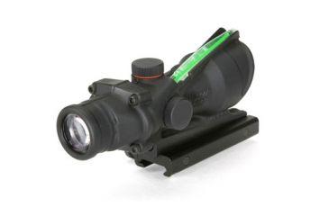 Trijicon ACOG Riflescope 4x32 Dual Illuminated Green Horseshoe/Dot 6.8 Ballistic Reticle w/TA51 Mount