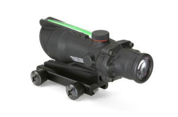 Trijicon ACOG 4x32 Scope Dual Illuminated Green Horseshoe/Dot 6.8 Ballistic Reticle w/TA51 Mount