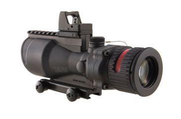 Trijicon Acog 6x48 Machine Gun Scope Rmr Reflex Sight Ta648rmr 308 Back V6