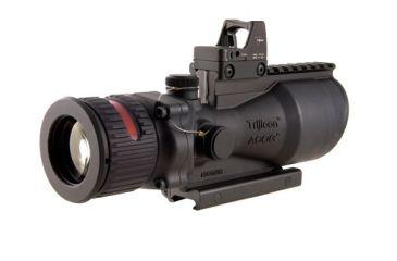 Trijicon Acog 6x48 Machine Gun Scope Rmr Reflex Sight Ta648rmr 50 Back V5