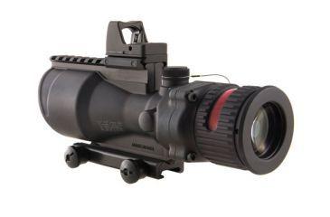 Trijicon Acog 6x48 Machine Gun Scope Rmr Reflex Sight Ta648rmr 50 Back V6