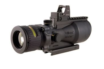 Trijicon Acog 6x48 Machine Gun Scope Rmr Reflex Sight Ta648rmr A Back V5