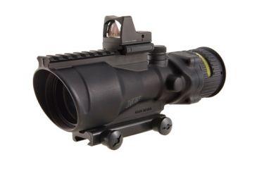 Trijicon Acog 6x48 Machine Gun Scope Rmr Reflex Sight Ta648rmr A Front V1