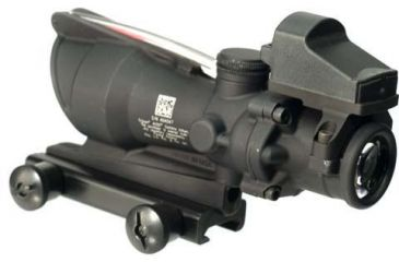 Trijicon ACOG 4 x 32 Riflescope w/ Red-Dot Sight