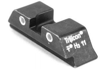 Trijicon Glock Low Rear Sight .240 GL01LR
