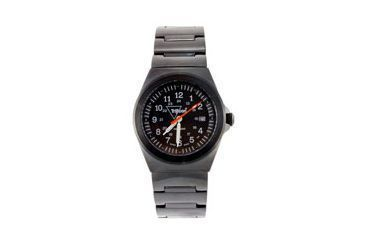 Trijicon Limited Edition Serialized Trooper Watch, Black Steel PR20