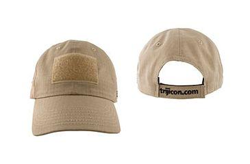 1-Trijicon Logo Hat w/ Patch Panel