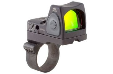 Trijicon Rmr Sight Adjustable Led 3pt25 Moa Red Dot Sight Rm36 Acog Mount Rm06 36 Main